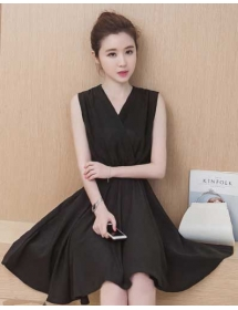 dress korea D3792
