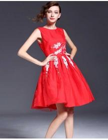 dress pesta D3781