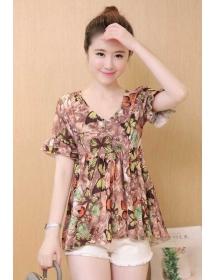 blouse chiffon T3414