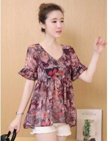 blouse chiffon T3415
