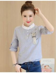blouse korea T3416