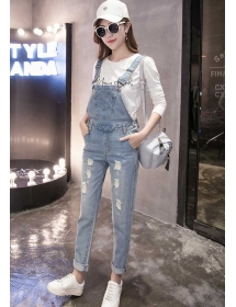 overall jeans T3419