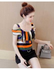 blouse chiffon T3420