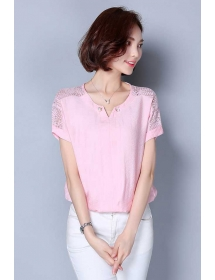 blouse korea T3423