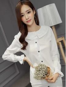blouse lengan panjang T3440