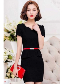 dress korea D3832