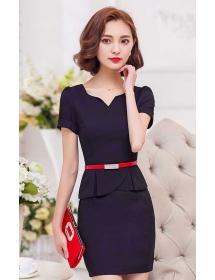 dress korea D3833