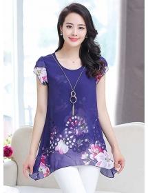 blouse chiffon T3443
