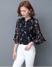 blouse chiffon T3461