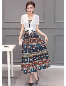 long dress import D3858