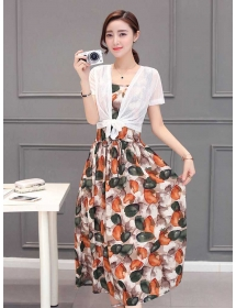 long dress import D3859