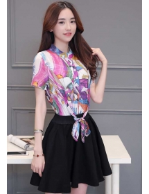 dress wanita import D3864