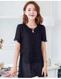 blouse korea T3473
