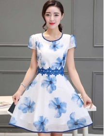 dress korea D3868