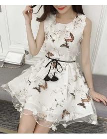 dress korea D3870