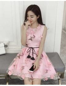 dress pesta D3871