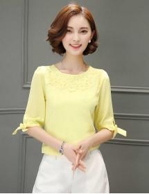 blouse korea T3486