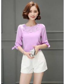 blouse korea T3488