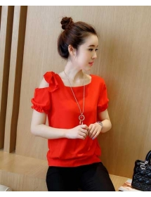 blouse korea T3489