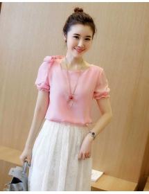 blouse korea T3491
