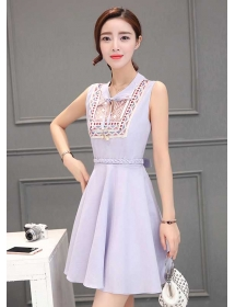 dress korea D3911