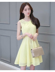 dress korea D3913