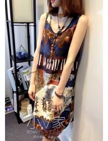 dress etnik D3917