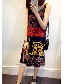 dress etnik D3918