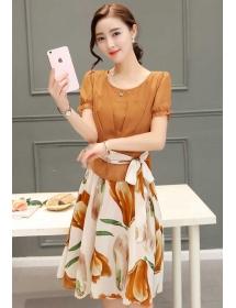dress korea D3920