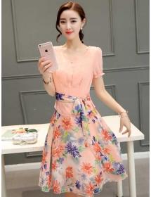 dress korea D3921