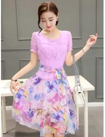 dress korea D3922