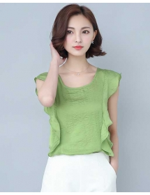 blouse wanita import T3504