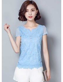 blouse korea T3509