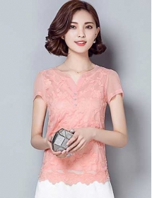 blouse korea T3510