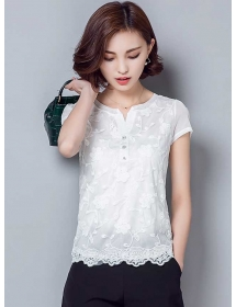 blouse korea T3511