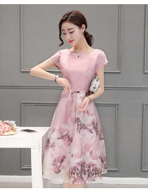 dress korea D3925