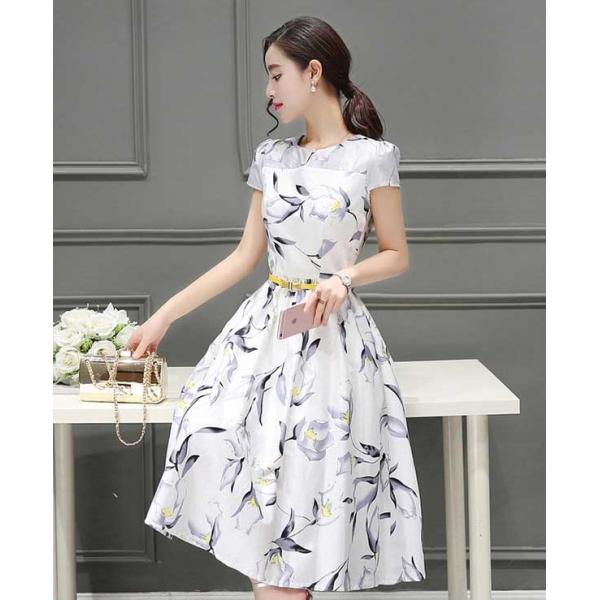 Midi Dress Korea D3941 Moro Fashion