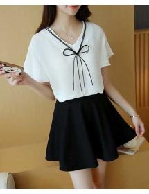 blouse korea T3540