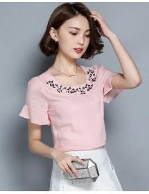 blouse korea T3543