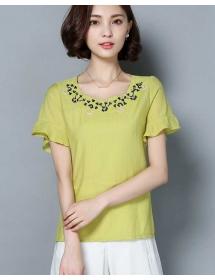blouse korea T3544