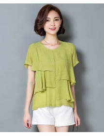 blouse korea T3549