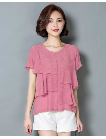 blouse korea T3550