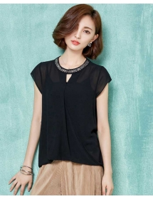blouse korea T3555