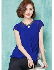 blouse korea T3556