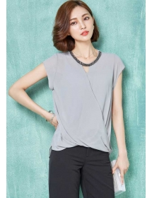 blouse korea T3557