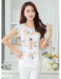 blouse chiffon T3562