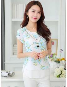 blouse chiffon T3563