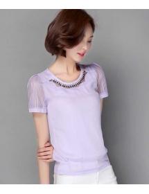 blouse chiffon T3582