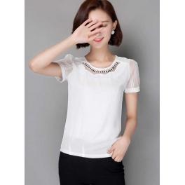 blouse chiffon T3584