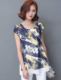 blouse wanita import T3590